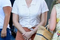kate winslet sul set del film di woody allen