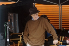 woody allen sul set woody allen 1