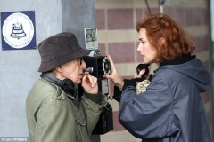 30.9 kate winslet e woody allen sul set del film di woody allen 9