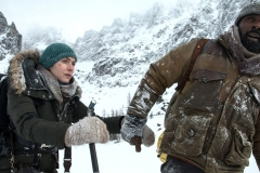 KATE WINSLET - IDRIS ELBA - THE MOUNTAIN BETWEEN US - IL DOMANI TRA DI NOI - FOTO 4