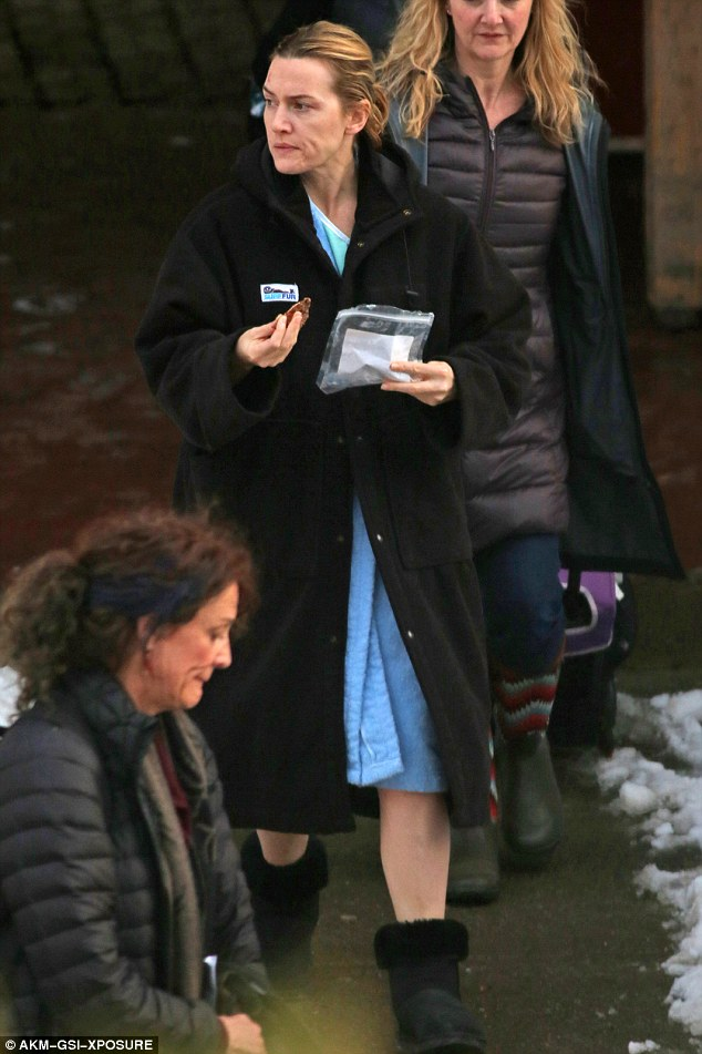 kate winslet the mountain between us set 3