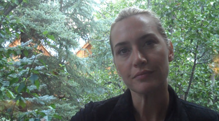 Lunga intervista video a Kate Winslet su Steve Jobs