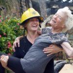 Kate Winslet e Eva Branson