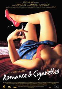 locandina romance and cigarettes