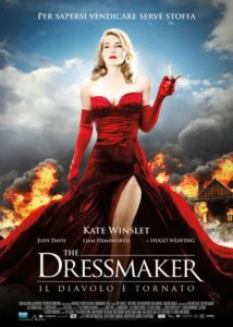 the dressmaker poster italiano