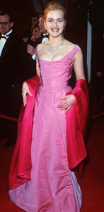 Oscar 1996 Abito di Vivienne Westwood