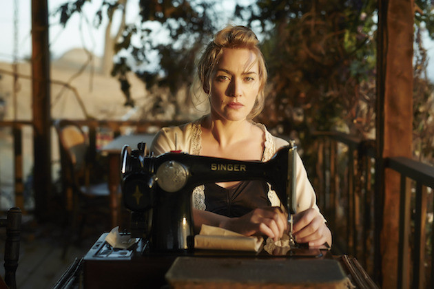 The Dressmaker con la diabolica Kate Winslet: il trailer italiano in anteprima