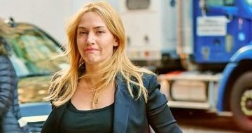 Collateral Beauty: foto dal set con Kate Winslet
