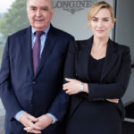 kate winslet Longines headquater in Saint-Imier