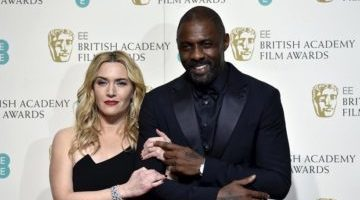 Kate Winslet in The Mountain Between Us?