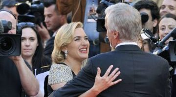 Kate Winslet in Avatar 2 di James Cameron!