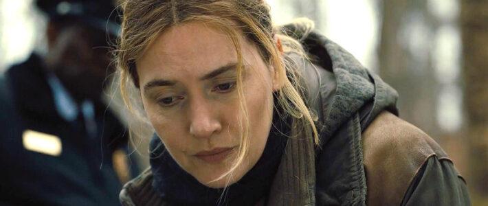 Ancora foto di Kate Winslet in Mare of Easttown! E il poster ufficiale
